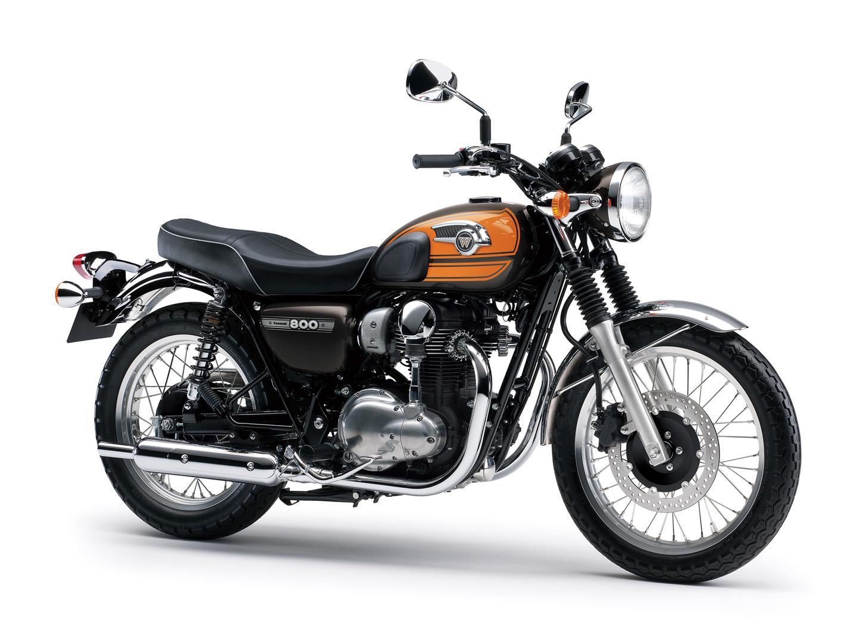 Kawasaki W800 « Final Edition »