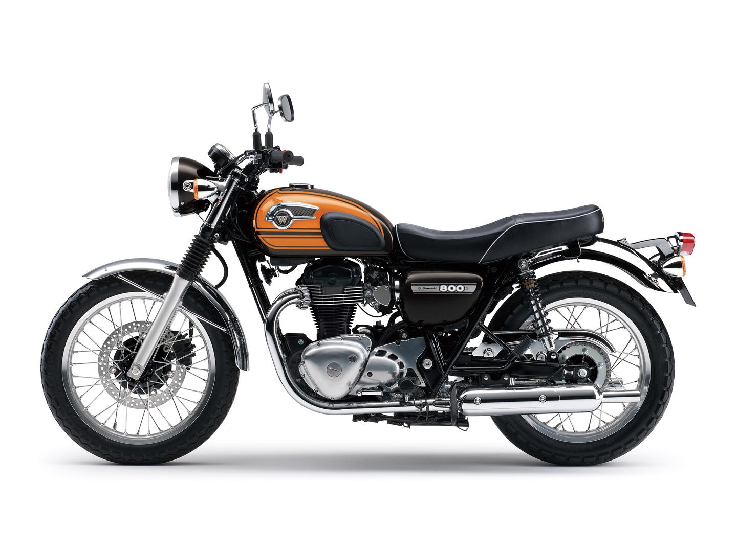 Kawasaki W800 « Final Edition »