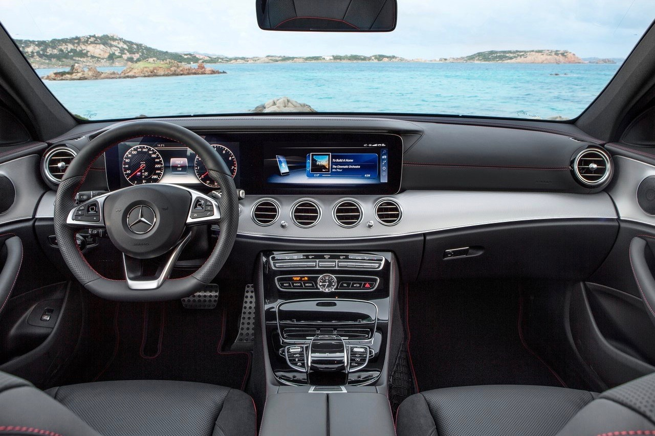 Mercedes Classe E Break