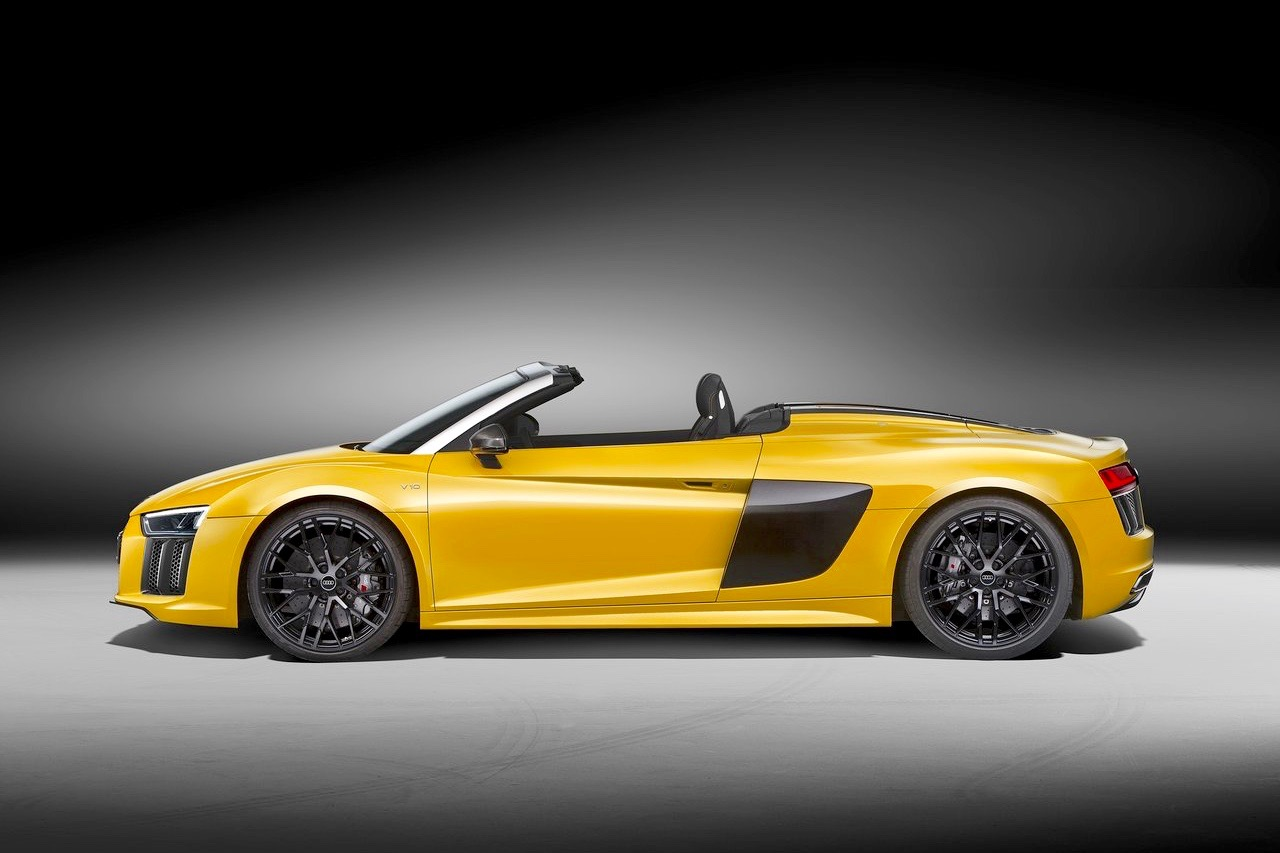 audi r8 v10 spyder c 39 est l 39 actualit automobile. Black Bedroom Furniture Sets. Home Design Ideas