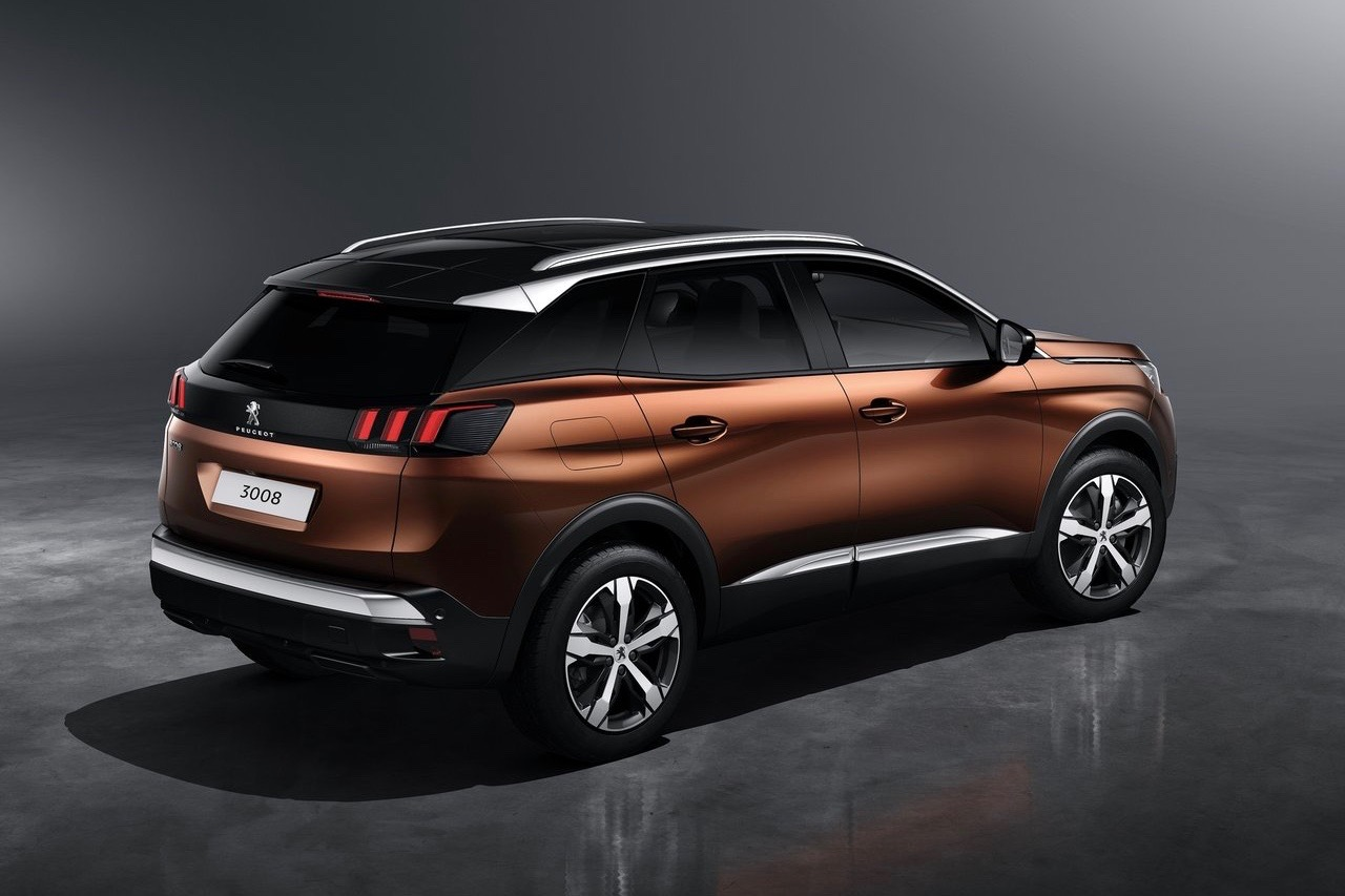 peugeot 3008 c 39 est l 39 actualit automobile. Black Bedroom Furniture Sets. Home Design Ideas