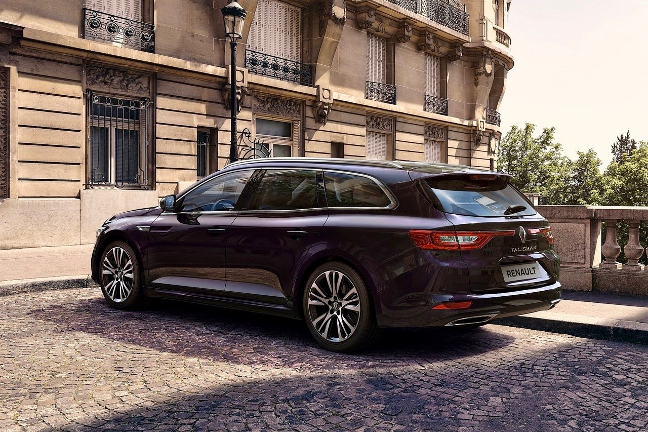 renault talisman grandtour c 39 est l 39 actualit automobile. Black Bedroom Furniture Sets. Home Design Ideas