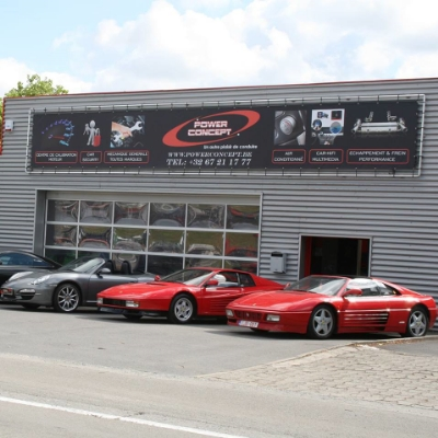 tuning auto nivelles